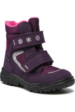 Superfit Bottes de neige - GORE-TEX 1-000045-8500 M Lila/Rosa