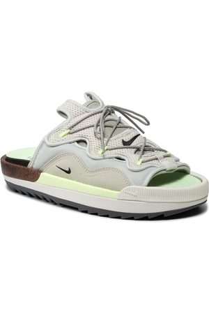 Nike Mules / sandales de bain - Offline 2.0 CZ0332 002 Light Bone/Black/Stone