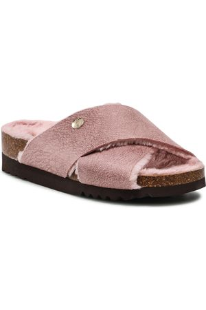 Scholl Femme Mules & Sabots - Mules / sandales de bain - Alexis F29533 2164 350 Antique Pink/Bioprint