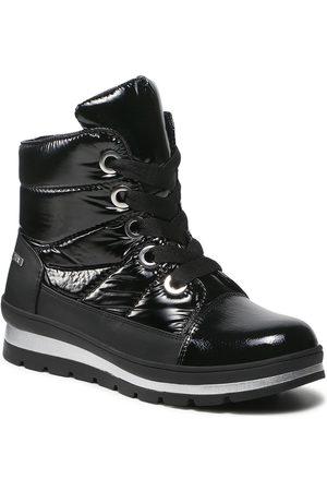 Caprice Bottes de neige - 9-26242-27 Black Comb 019