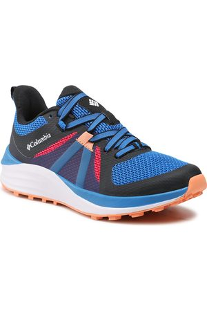 Columbia Femme Chaussures de randonnée - Chaussures - Escarpe™ Pursuit BL9866-438 Super Blue/Cactus/Pink 438