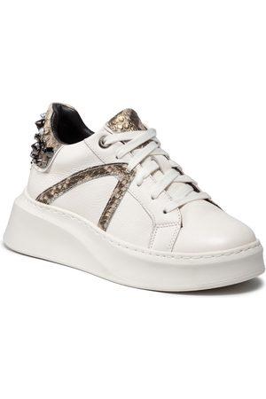 Alma en Pena Sneakers - I21543 Vileto White/Bronze