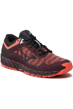 Mizuno Chaussures - Wave Ibuki 3 J1GK207362 Fudge/Obsidian/Lcoral