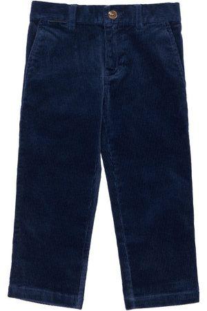 Ralph Lauren Pantalon En Coton Stretch