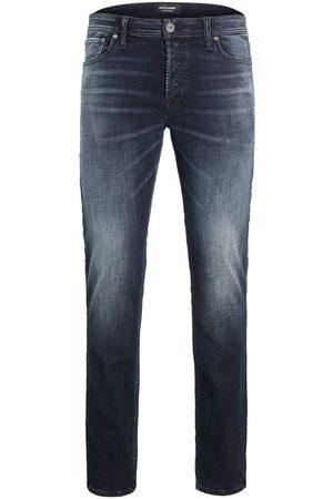 JACK & JONES Homme Slim - Tim Original Ge 786 Jeans À Coupe Slim/straight Men Blue; Brown