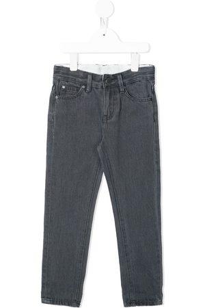 Stella McCartney Straight-leg cotton jeans
