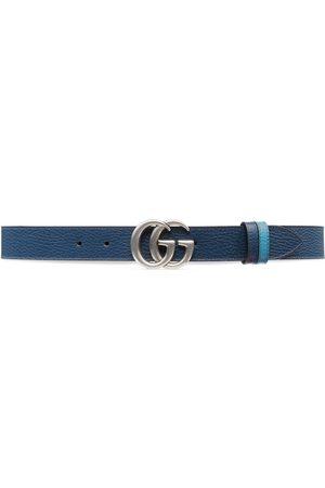 Gucci Ceinture fine réversible GG Marmont