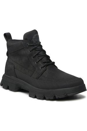 Timberland Chaussures de trekking - Tbl Orig Ultra Wp Chukka TB0A44RH0151 Black Full Grain