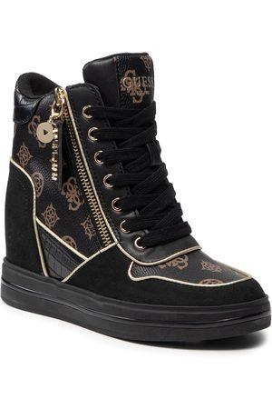 Guess Sneakers - Nangy FL7NNG FAL12 BLKBR