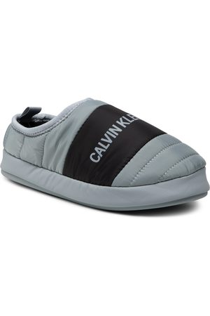 Calvin Klein Chaussons - Home Shoe Slipper YM0YM00303 Marble Grey PS8