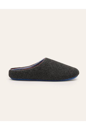 Boden Chaussons à enfiler GRY Homme Boden