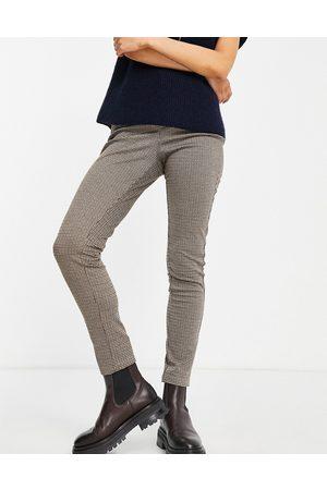 VERO MODA FRSH - Pantalon brillant à carreaux