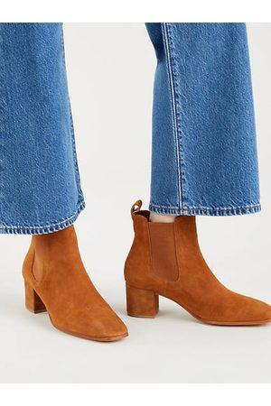 Levi's Femme Bottines - Delilah Chelsea Boots / Medum Brown