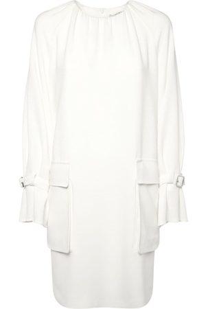 Max Mara Femme Robes - Mini-robe En Cady Avec Poches Zampa