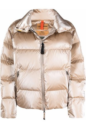 Parajumpers Femme Vestes - Padded down cropped jacket