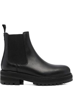 Polo Ralph Lauren Lug-sole ankle boots