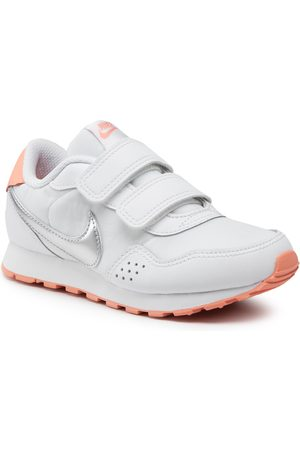 Nike Fille Chaussures basses - Chaussures - Md Valiant (Psv) CN8559 101 White/Metallic Silver