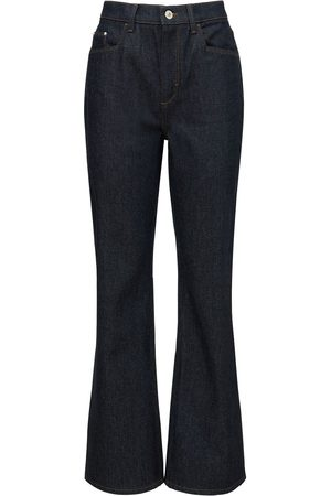 Wandler Jean Large En Coton Taille Mi-haute Daisy