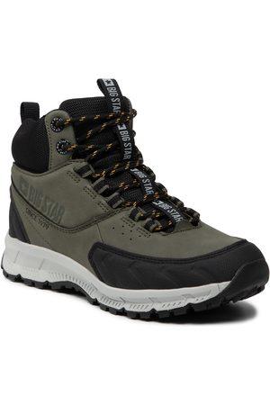 Big Star Chaussures de trekking - II274456 Khaki/Khaki