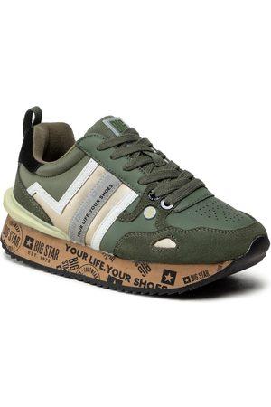 BIG STAR Sneakers - II274299 Khaki