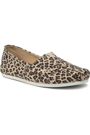 Skechers Femme Chaussures basses - Chaussures basses - BOBS Hot Spotted 33417/LPD Leopard