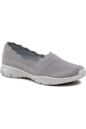 Skechers Femme Chaussures basses - Chaussures basses - 158011/GRY Gray