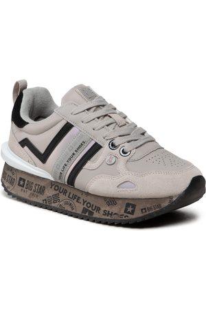 Big Star Sneakers - II274297 Grey