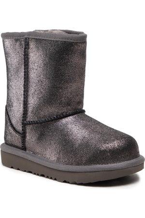 UGG Fille Chaussures de randonnée - Chaussures - Kids' Classic II 1123663K Metallic Glitter