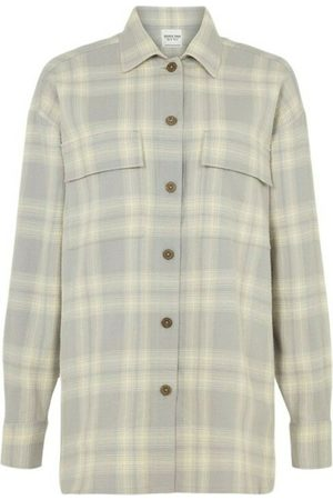 People Tree Carina Checked Shirt , Femme, Taille: UK 12
