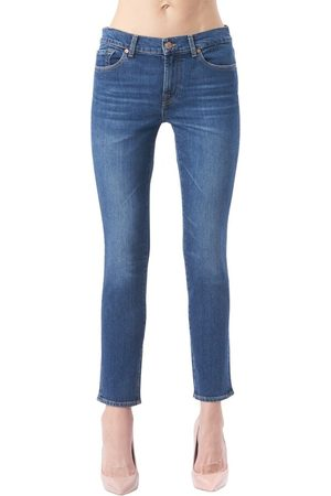 7 for all Mankind Jeans , Femme, Taille: W30
