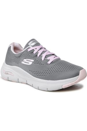 Skechers Femme Baskets - Sneakers - Big Appeal 149057/GYPK Gray/Pink