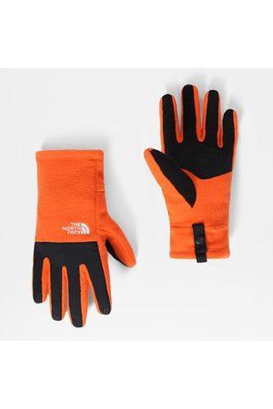 The North Face Gants Denali Etip™ Pour Homme Red Orange Taille L