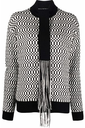 Jil Sander Femme Pulls en maille - Pull à détail d'écharpe