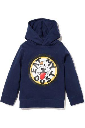 Stella McCartney Garçon Sweatshirts - Hoodie Eat My Dust à imprimé graphique