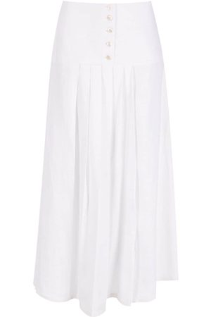 Alcaçuz Femme Jupes trapèze - Jupe Acelerado plissée