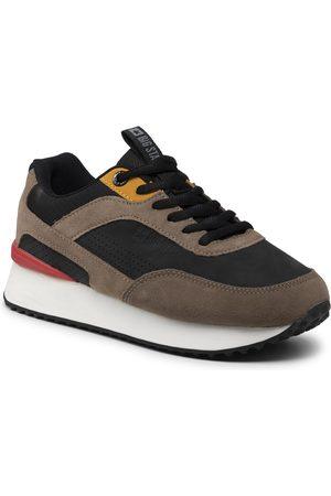 Big Star Sneakers - II274405 Dk.Brown/Black