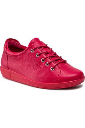Ecco Femme Chaussures basses - Chaussures basses - Soft 2.0 20650301595 Dahlia