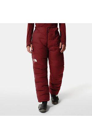 The North Face Pantalons - Pantalon Amk L6 Cloud Garnissage Duvet 1 000 Cardinal Red Taille L Standard