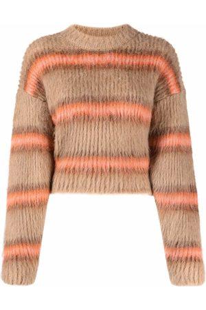 Kenzo Stripe brushed jumper