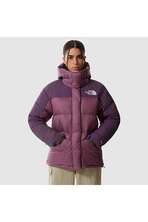 The North Face Femme Parkas - Parka En Duvet Himalayan Pour Femme Pksppl/blkbrywn Taille L