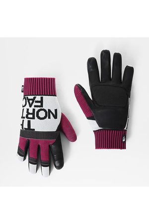 The North Face Homme Écharpes & Foulards - Gants Il Solo Xlt Gardenia White-roxbury Pink Taille L