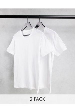 Nike Lot de 2 t-shirts de sous-vêtement