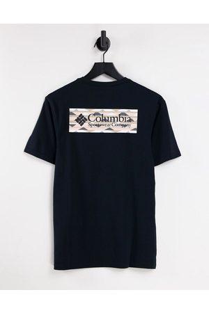 Columbia North Cascades - T-shirt à imprimé au dos