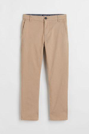 H&M Pantalons Slim & Skinny - Chino Slim Fit