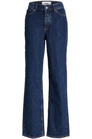 JACK & JONES Homme Baggy & Large - Jxseville Mw Nr5001 Jean Loose Fit Women Blue; Brown
