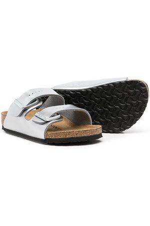 Birkenstock Fille Sandales - Arizona suede sandals