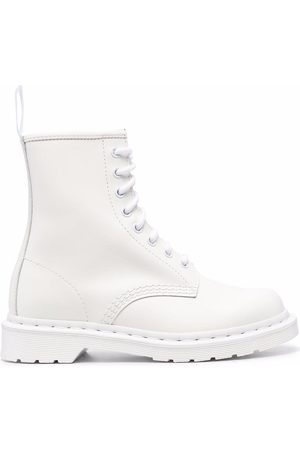 Dr. Martens 1460 Mono leather boots