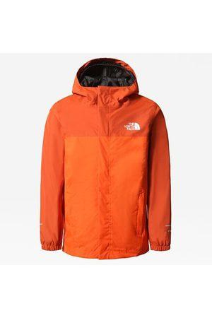 The North Face Veste Réfléchissante Resolve Pour Garçon Red Orange Taille L
