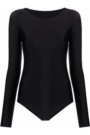 LOULOU Long-sleeve bodysuit