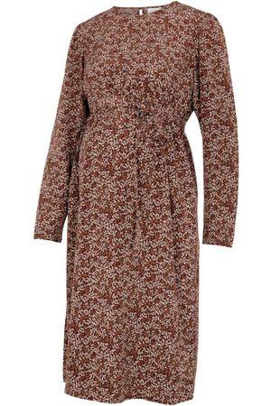 Mama Licious Robe 'MLWATERLY L/S WOVEN UK